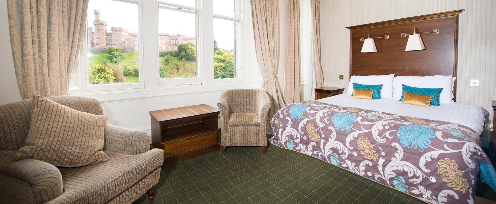 Columba Executive Rooms