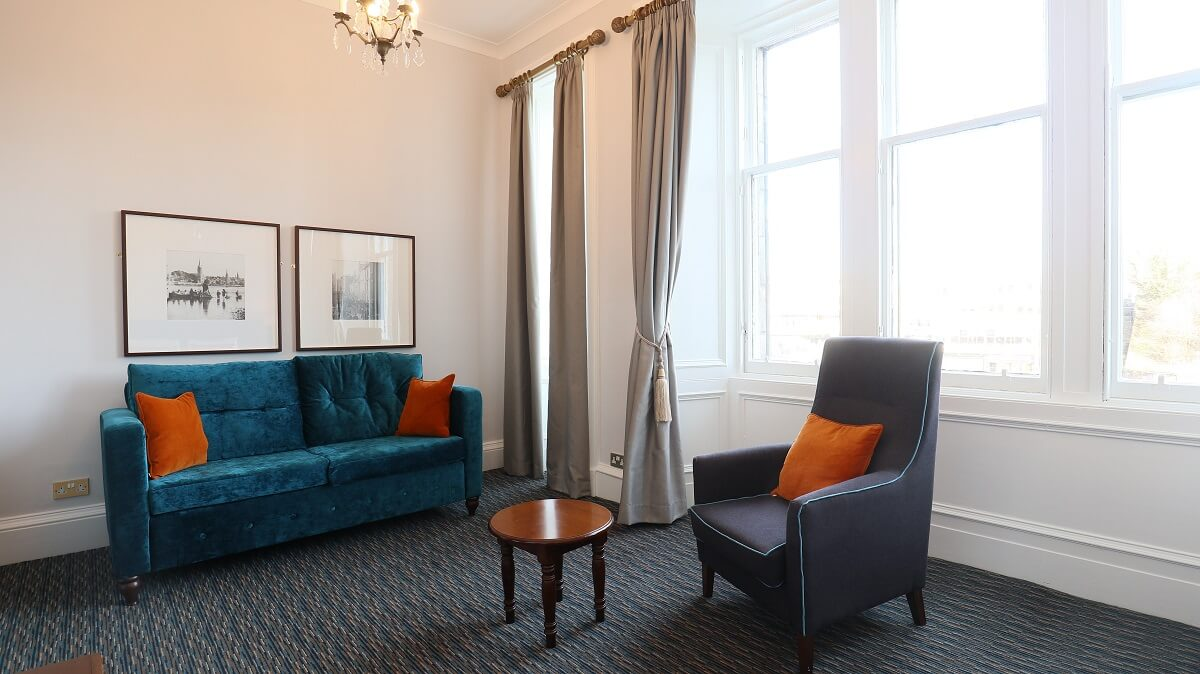 Executive River Room - Columba Hotel